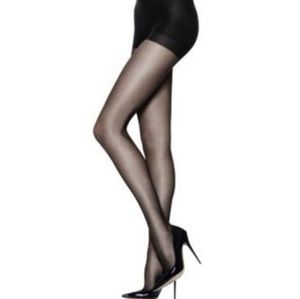 Hanes Absolutely Ultra Sheer Pantyhose Jet Black S
